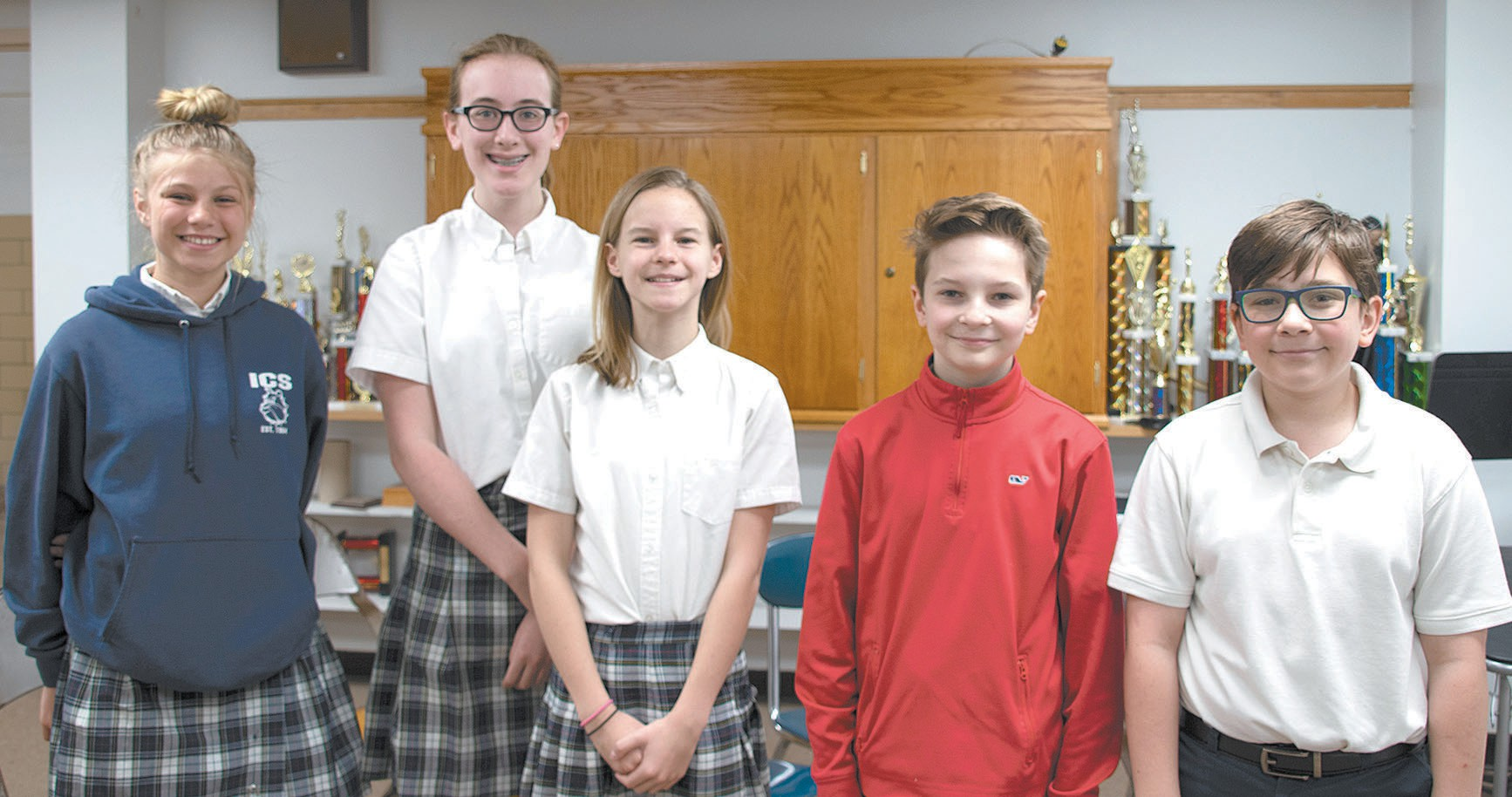 Five students from East Aurora win annual SPCA humane poster