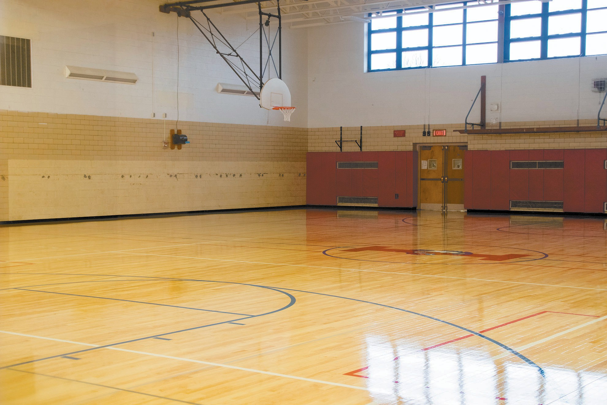 Reserve Funds To Replace Gym Floor